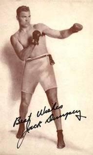 Risultati immagini per Jack Dempsey, il guerriero occidentale dei tempi moderni